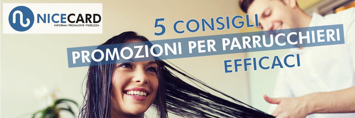 Molto Promozioni per parrucchieri: 5 consigli per renderle efficaci  ZS61
