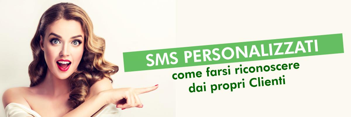 SMS con mittente personalizzato