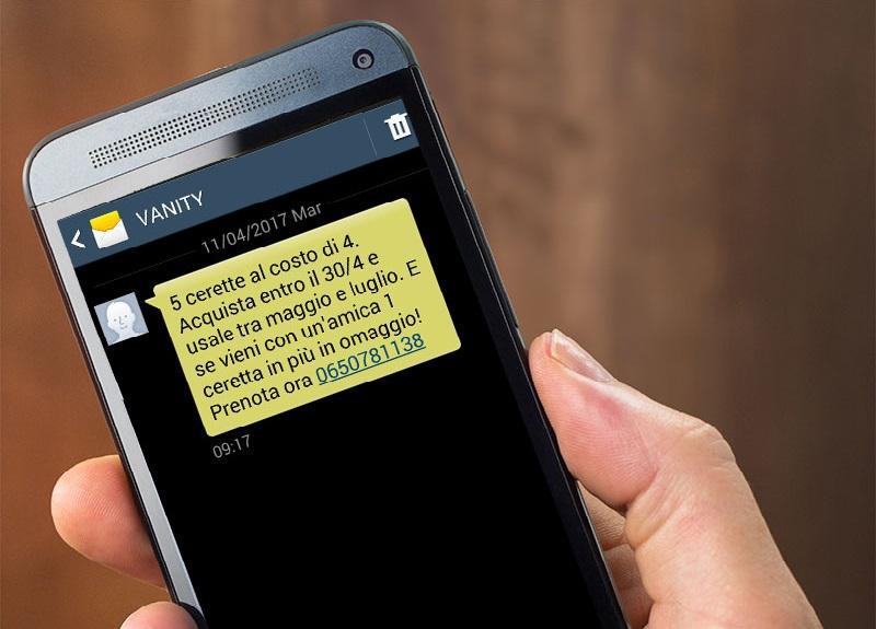 Aumentare il numero di clienti e fidelizzare tramite SMS per centri estetici, parrucchieri e acconciatori
